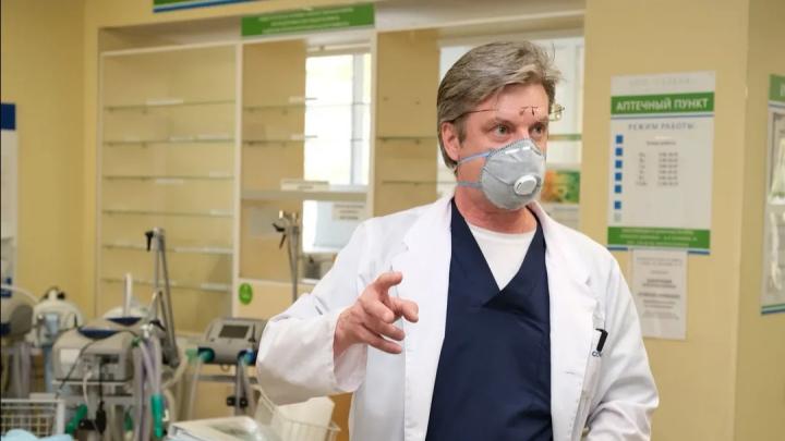 «Мы уже много знаем и умеем, но не до конца»: реаниматолог МСЧ № 1 рассказал о лечении пациентов с коронавирусом