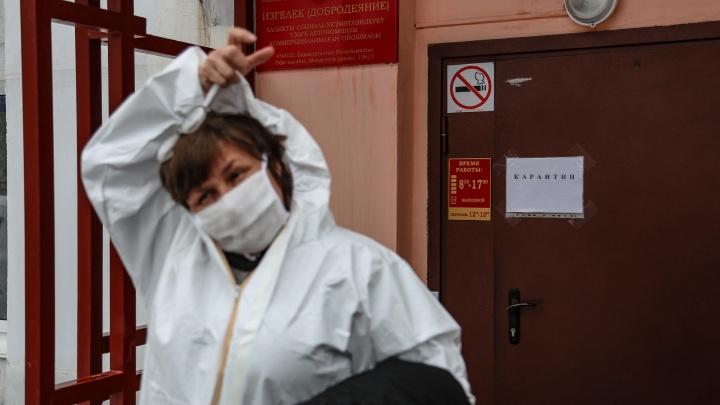 В Тюменской области еще пятеро заболевших коронавирусом