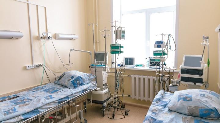 В клиниках СамГМУ открыли госпиталь для инфицированных коронавирусом: экскурсия с видео