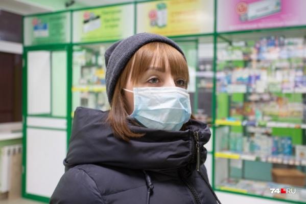 Один гражданин купит за раз не более пяти масок