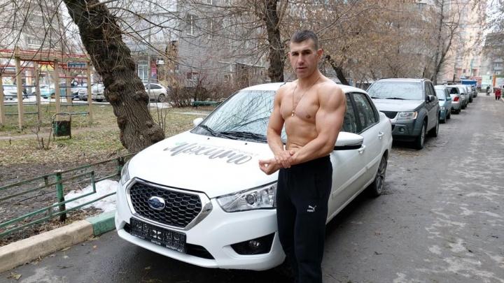 Сибиряк сбросил 25 килограммов за три месяца и выиграл машину: фото до и после