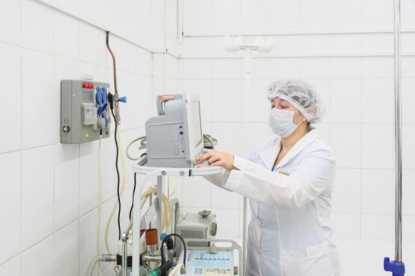 Новые аппараты помогают устранить дыхательную недостаточность