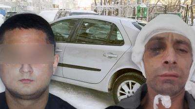 «Падал в обморок от боли»: пассажиры зверски избили и ограбили таксиста в Новосибирске