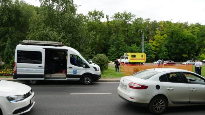 Трое сотрудников «Газпрома» погибли в Ростове. Онлайн с места трагедии