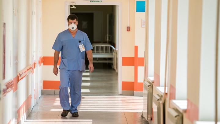 Трое человек в крае скончались от ковида за сутки. Еще 103 заразились вирусом