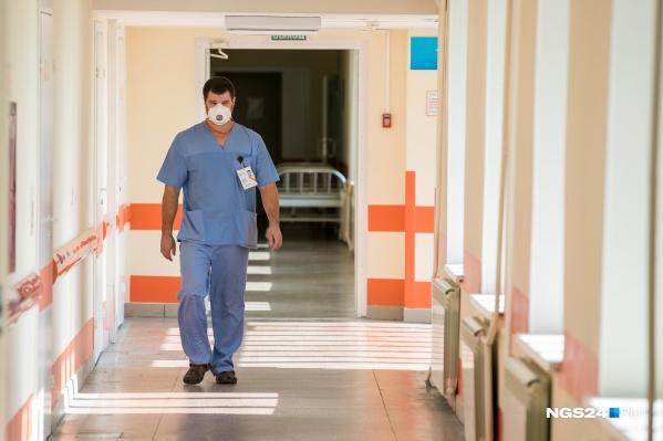 За сутки в Красноярском крае выявили 103 новых случая заболевания