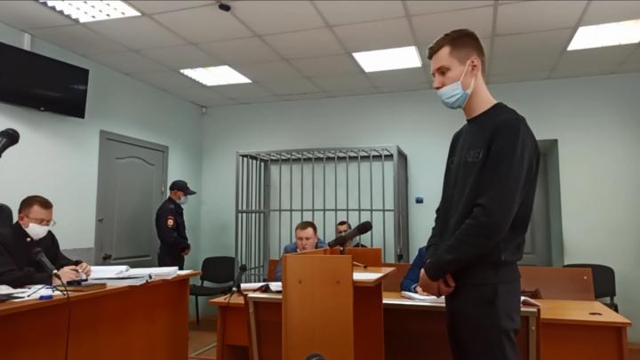«Я не видел, чтобы Васильев пил»: суд допросил приятеля виновника смертельного ДТП на Малышева