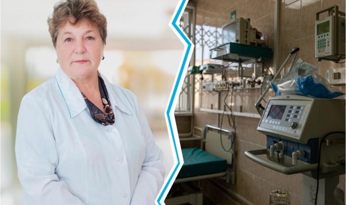 Врача-рентгенолога из Новосибирска включили в «Список памяти» погибших медработников при пандемии