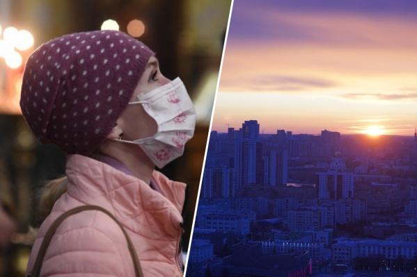 Россия на десятом месте в мире по заболеваемости коронавирусом
