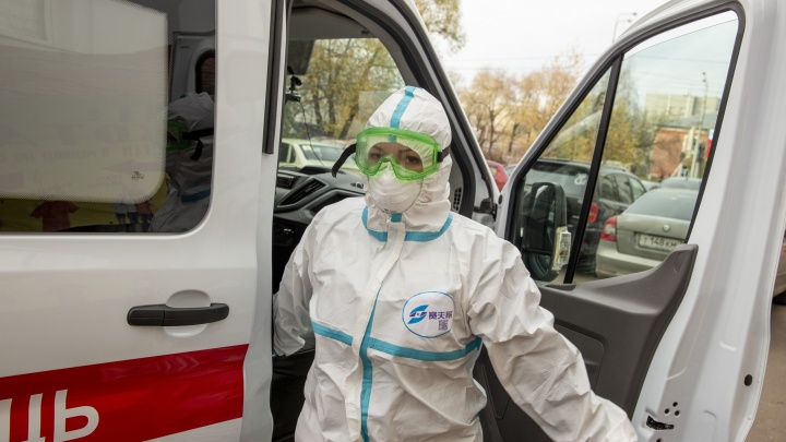 Стремительно растет смертность: оперштаб выдал статистику по коронавирусу в Ярославской области