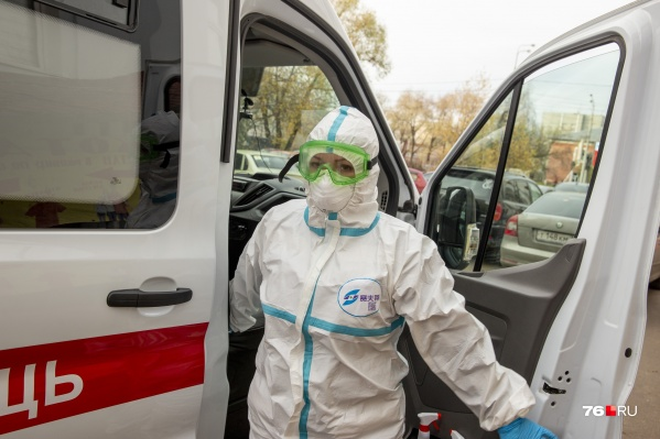 В Ярославской области заболело коронавирусом 184 человека