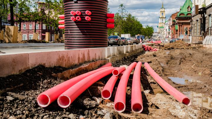 На Комсомольском проспекте вновь ограничат движение транспорта по ночам