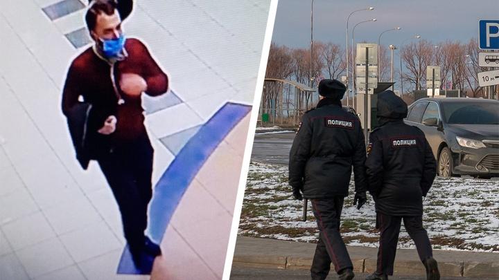 Полиция Самарской области объявила в розыск мужчину, который «заминировал» ТЦ