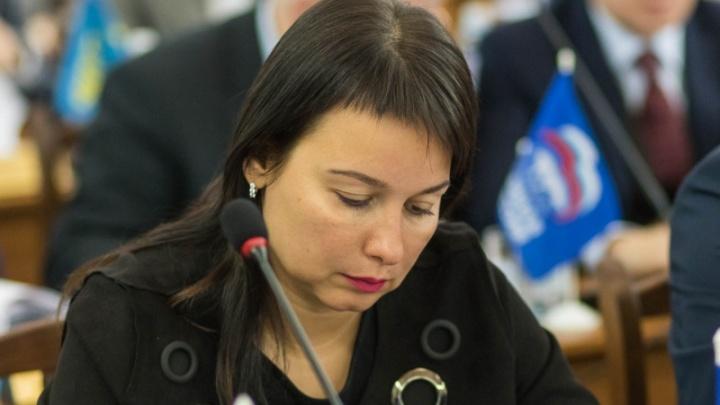 Ирина Горбунова прокомментировала идею уволить ее с поста директора лицея № 9