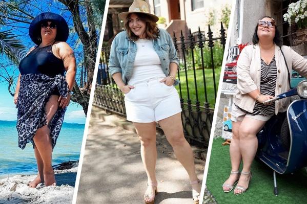 Подсказываем, как обладательницам пышных форм носить летние вещи и казаться стройнее