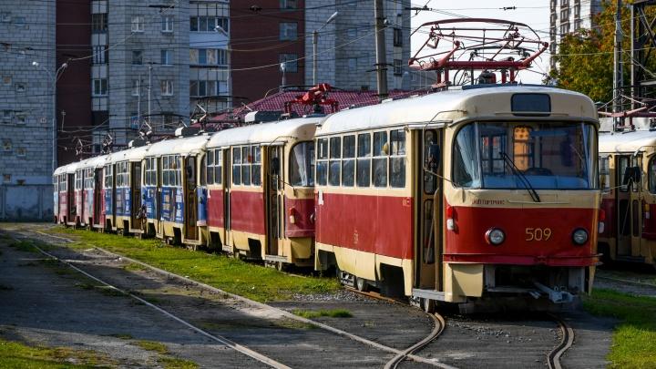 Мэрия задумала новую трамвайную ветку в Екатеринбурге. Ею займется застройщик Новокольцовского