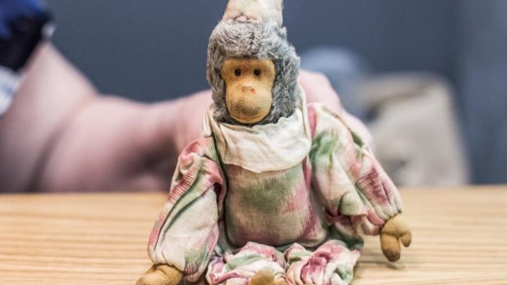 В новосибирском театре кукол поставят спектакль про тряпичную обезьянку Жаконю