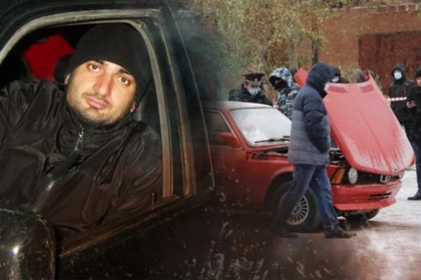 Судьбу Левона Оганесяна решит Дзержинский районный суд