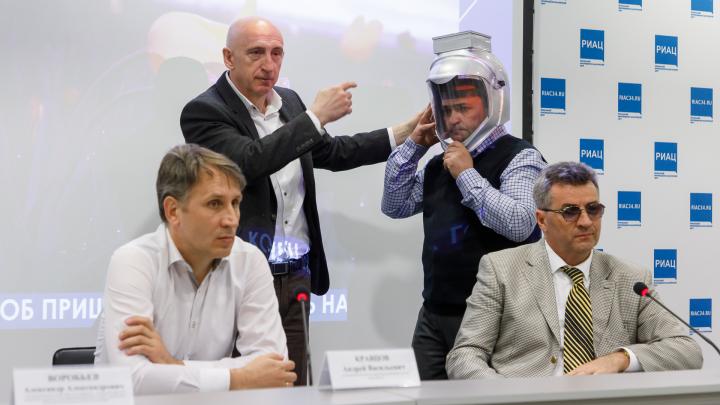 «Миру объявлена война»: волгоградские ученые изобрели устройство для борьбы с коронавирусом