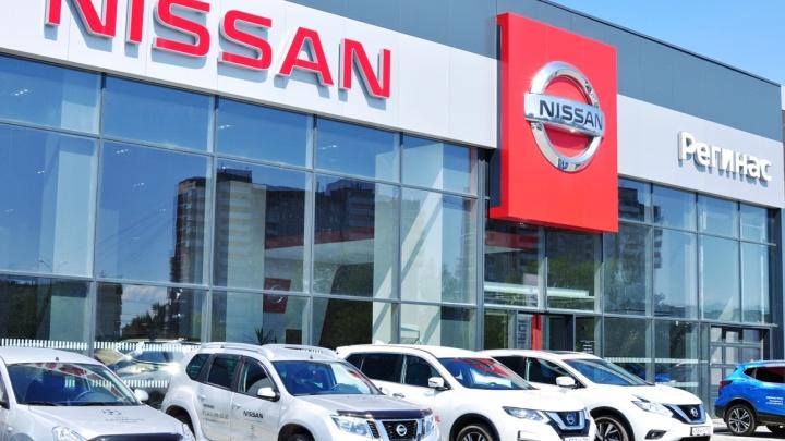 В Екатеринбурге распродадут два склада Nissan: выгода на все модели — от 187 000 до 706 000 рублей