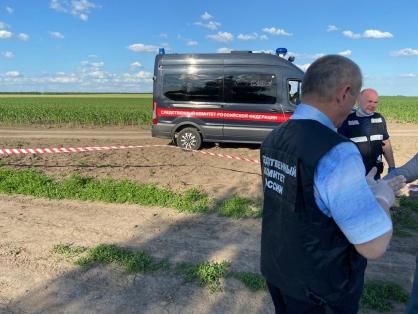 Дончанина, застрелившего двух рыбаков, вывезли на следственный эксперимент. Видео с места событий