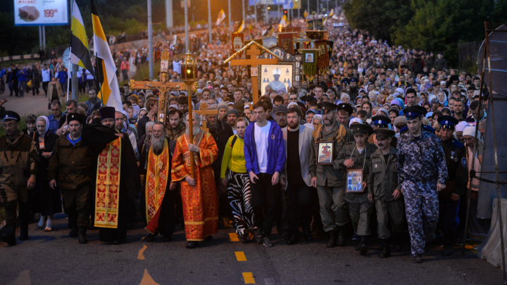 Что взять с собой и как вернуться обратно: всё о крестном ходе из Екатеринбурга на Ганину Яму