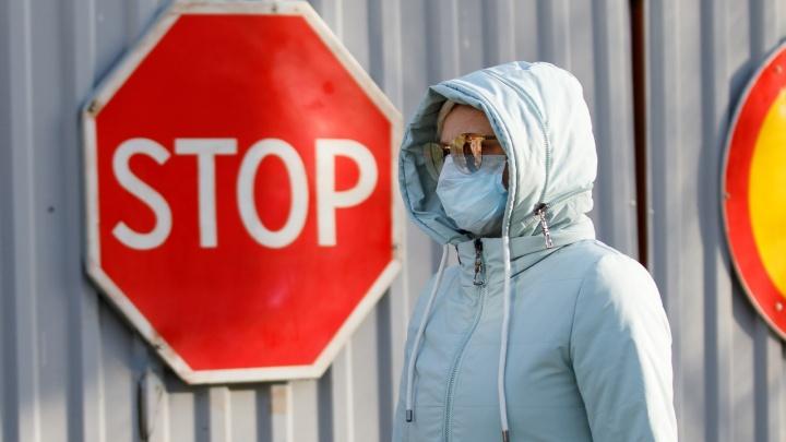 Защити себя сам: Волгоград заполнили люди в масках