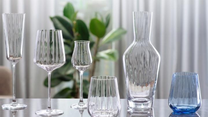 «Такая посуда украсит любой стол»: в «Пятёрочке» началась охота за дизайнерскими бокалами