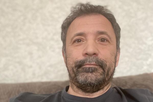 Рустема Ахмадинурова недавно выписали из больницы, но уже на следующей неделе он готовится выйти на работу