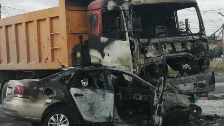 Авария в Магнитогорске, в которой погибли двое взрослых и ребёнок, переросла в уголовное дело