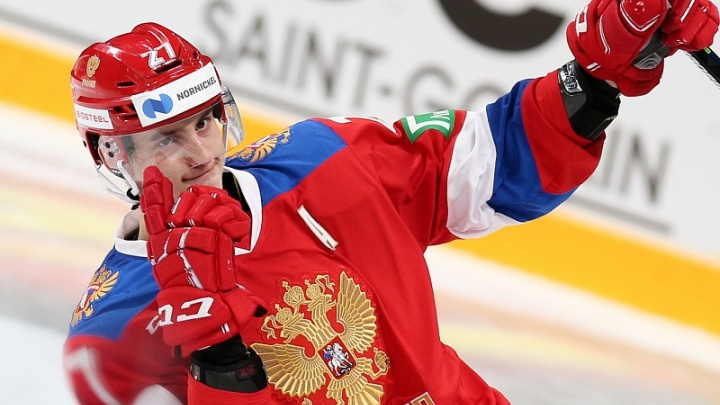 Игрок «Салавата Юлаева» установил рекорд сборной России