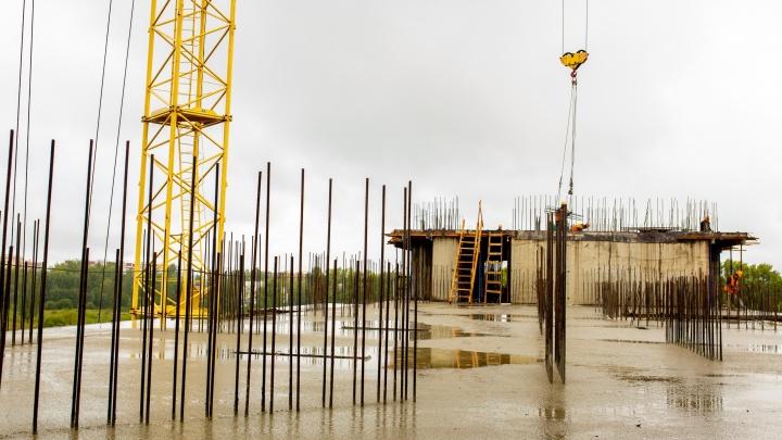 В Ярославле на пустыре построят новый микрорайон со школой, садиком и ФОКом