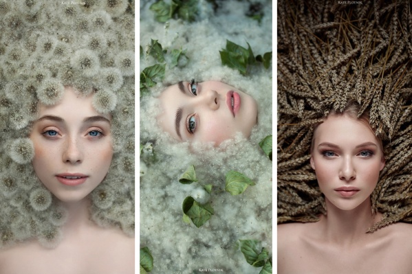 Фотографии, несмотря на одинаковый ракурс, получились очень необычными