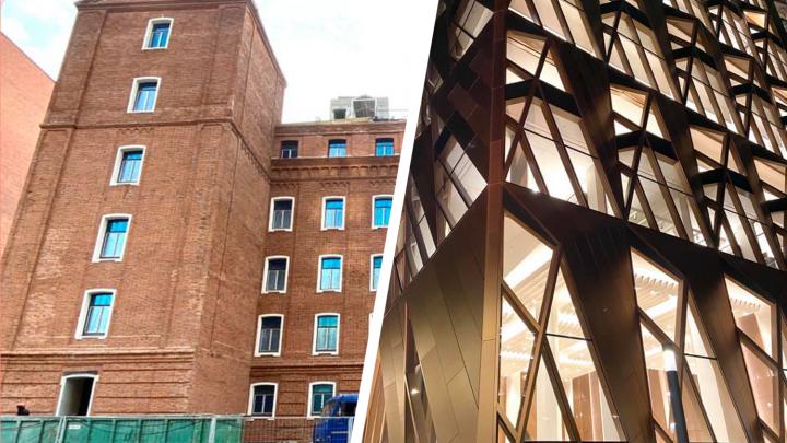 «Архитекторы два года следили за компанией»: самарский эксперт — о зданиях в Екатеринбурге