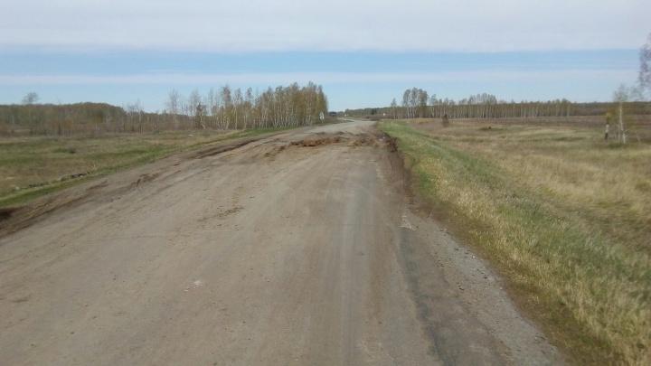 В Зауралье закрыли все въезды в регион, кроме федеральных трасс