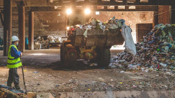 На севере Прикамья построят экотехнопарк по переработке мусора