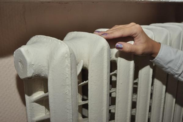 От фотографии веет холодом, но мы все же надеемся, что отопление всем дадут в обозначенные сроки<br>