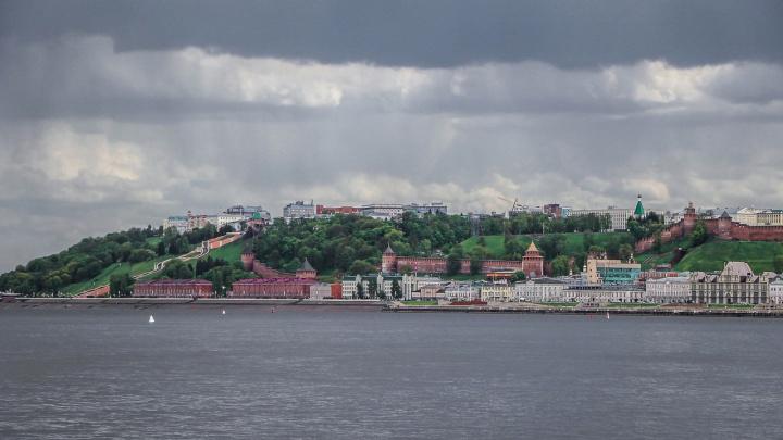 МЧС: ветер, ливень, град и грозы снова ждут нижегородцев