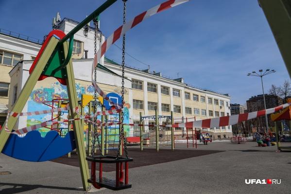 Один из садиков Челябинска закрыли на карантин