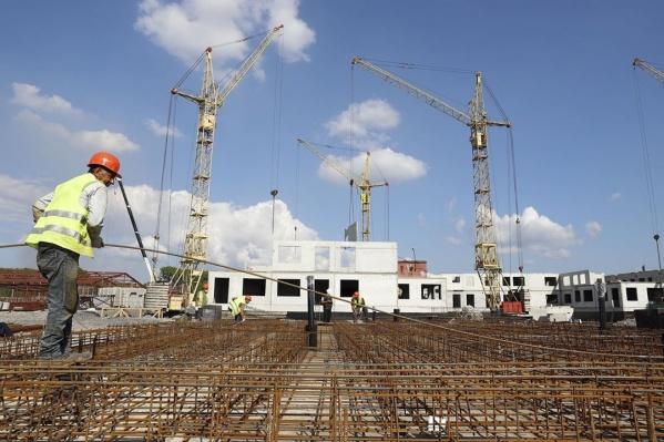 Ранее губернатор говорил, что строительство займет 6 месяцев