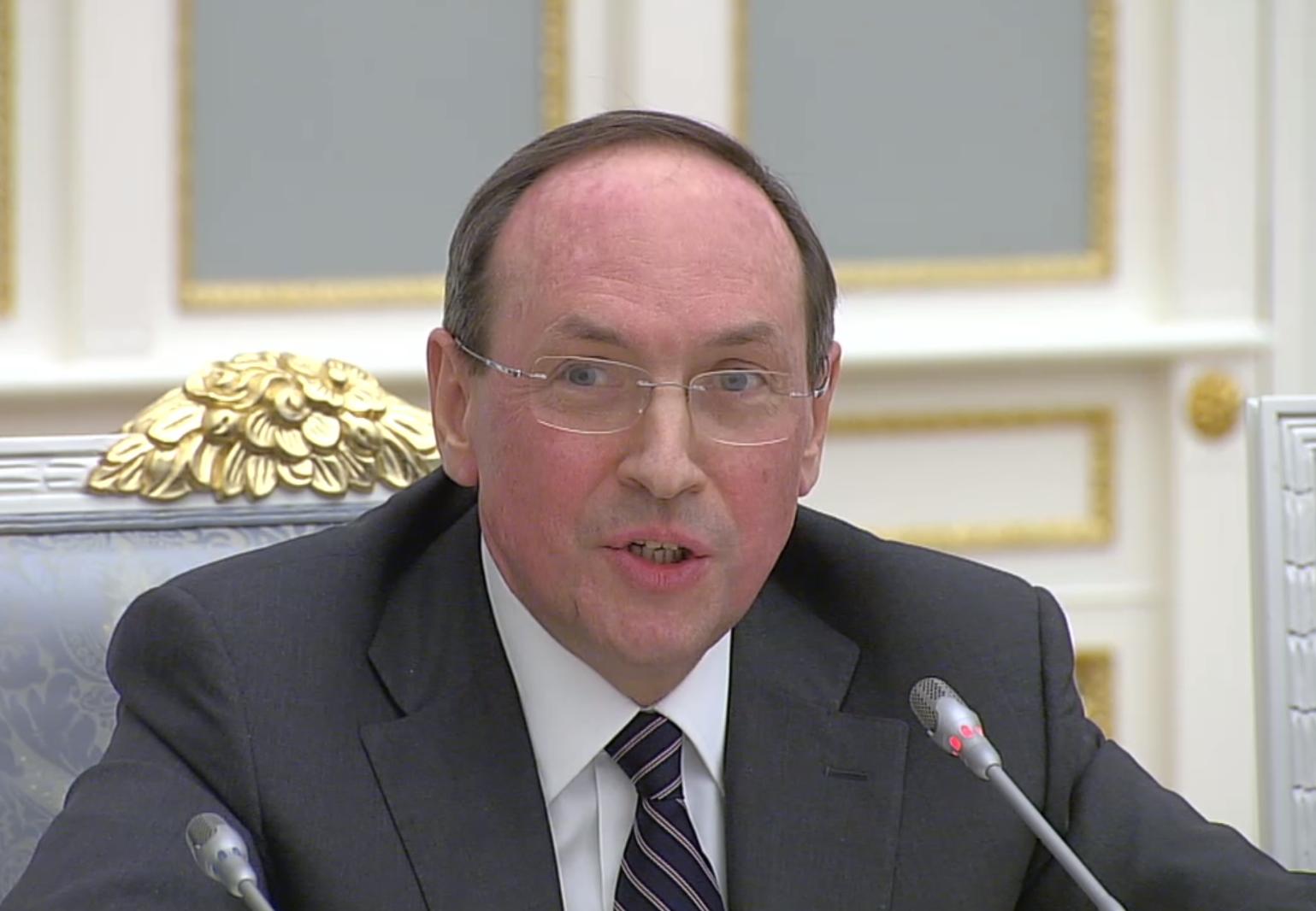 Вячеслав Никонов<br>