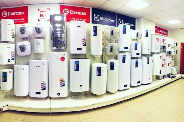 Обеспечить вашей квартире автономность позволит продукция компании «Водолей»: в Новосибирске открыты два магазина