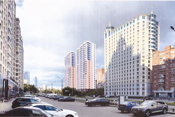 «Маяку»придется скорректировать планы по строительству 25-этажек