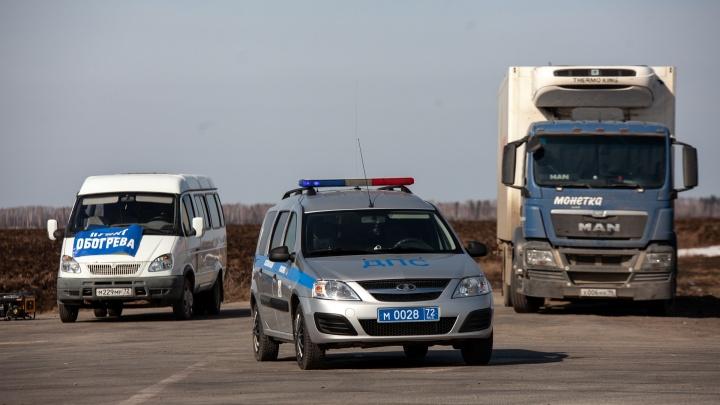 С начала года тюменским инспекторам ГИБДД больше 40 раз предлагали взятки