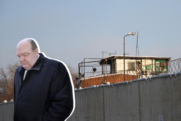 Александр Реймер получил срок за мошенничество