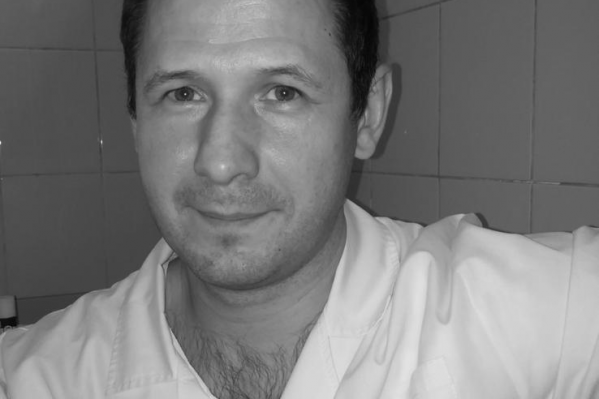 Анестезиолог-реаниматолог Алексей Антипов