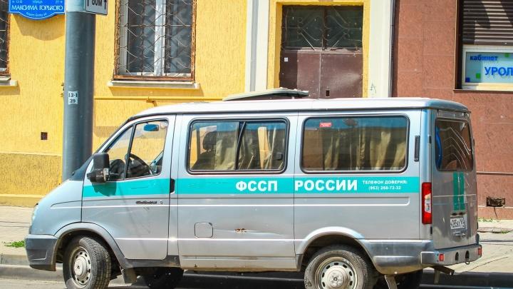 Ростовские приставы вернули пенсионерке изъятые телевизоры и извинились