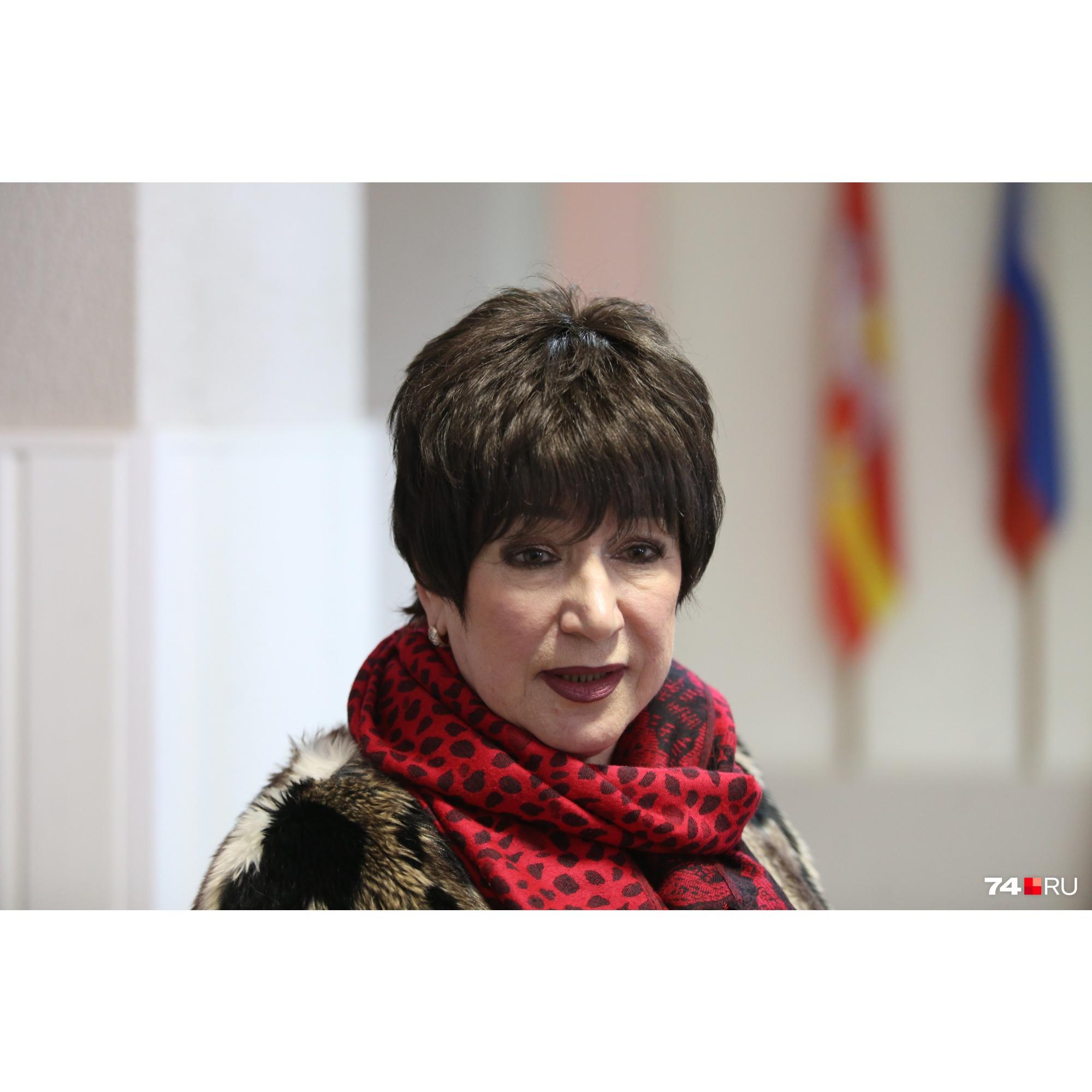 Людмила Антонова — адвокат из Екатеринбурга