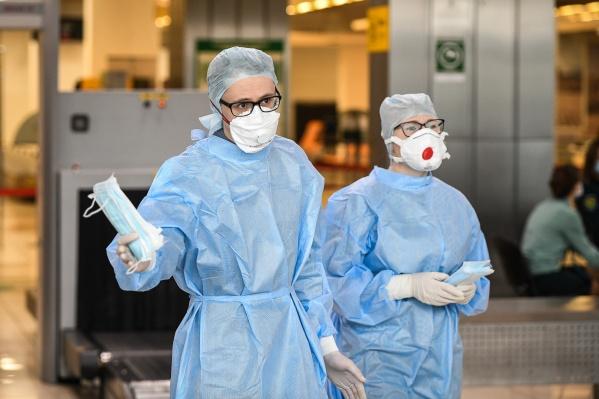 В Свердловской области за время пандемии подтвержден 21 361 случай заражения COVID-19