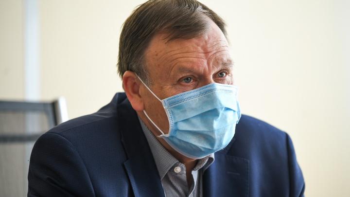 Как пандемия повлияла на стройки в Екатеринбурге? Отвечает депутат-девелопер Владимир Крицкий